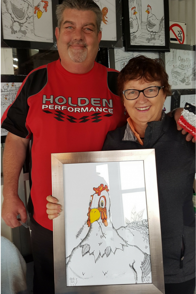 Moulin Rouge Chook to raise funds for Awareness Campaign